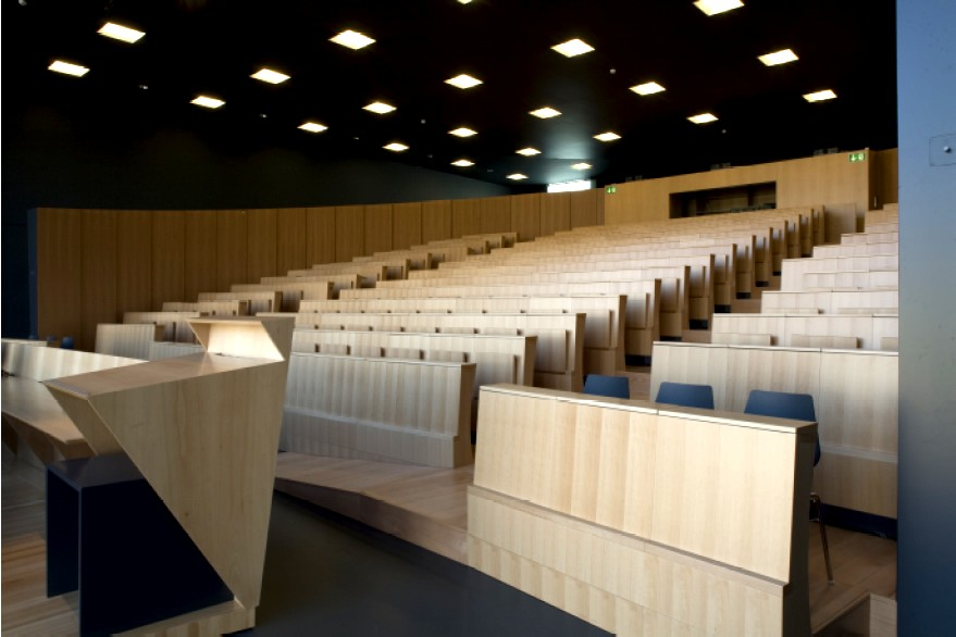 University of Lugano auditorium